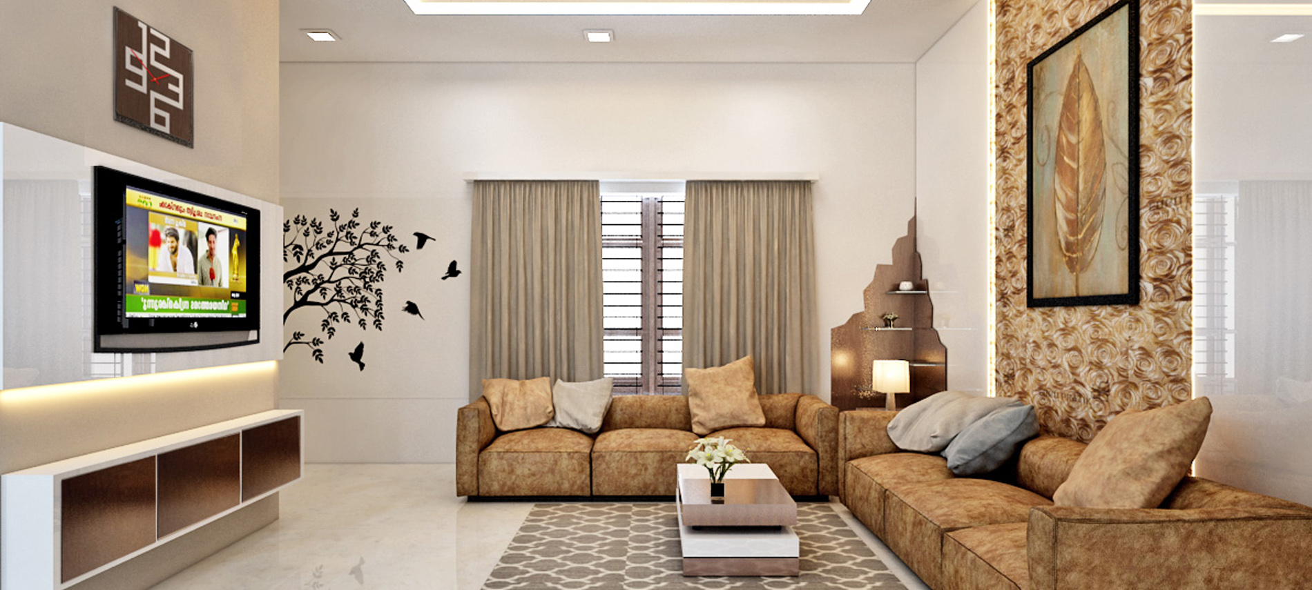 Interior Designers In Trivandrum For Homes Offices Gazella